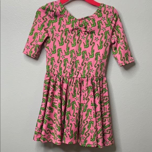 NEW DOT DOT SMILE Girls 3//4 Sleeve Dress Ballerina Twirl Style NWT Size 2T